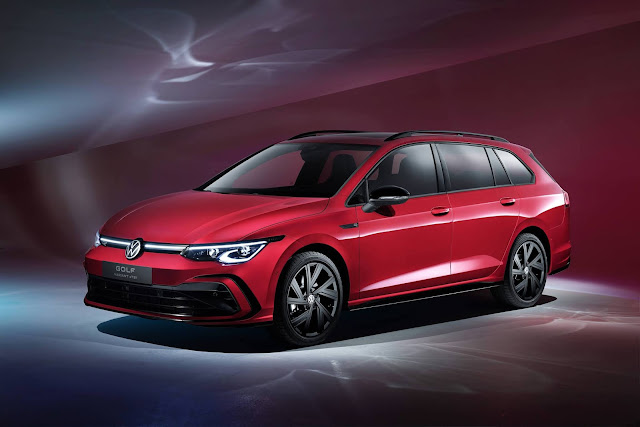Novo VW Golf Variant Estate 2021