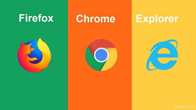 كيفية مسح ذاكرة التخزين المؤقت وملفات تعريف الارتباط من موقع واحد في كروم ، فايرفوكس وإنترنت إكسبلورر