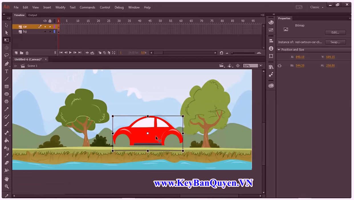 Download và hướng dẫn cài đặt Adobe Animate 2021 Full Key Serial