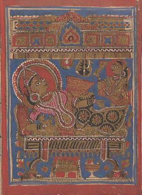 Jain paintings