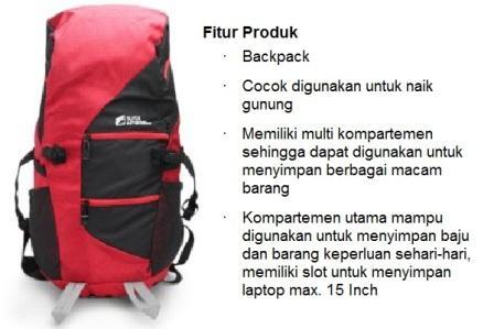 Super Adventure Backpack