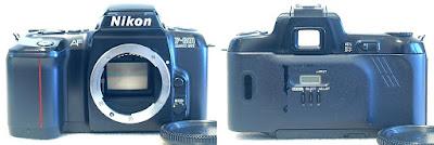 Nikon F601 QD #698