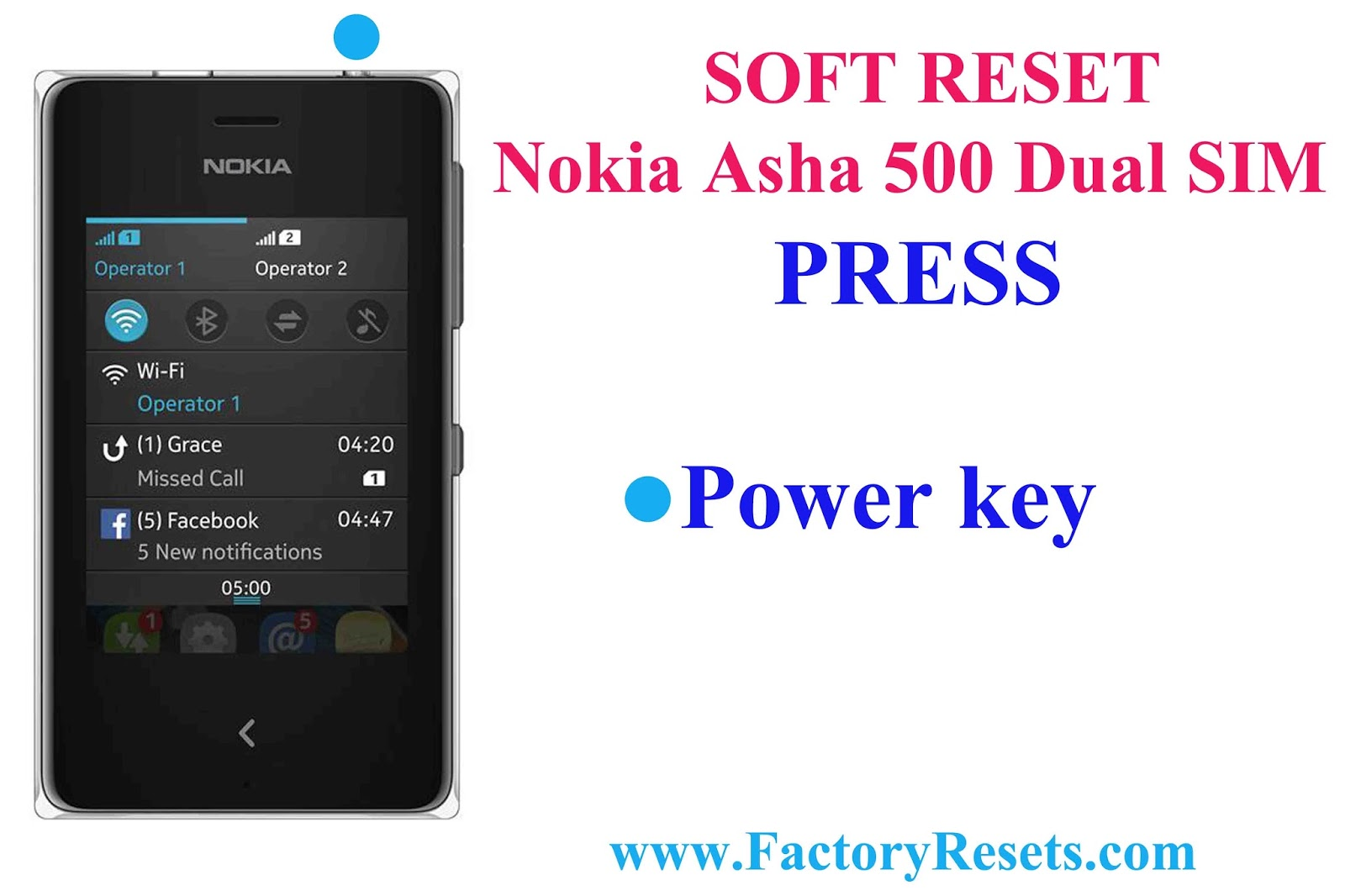 hard reset code for nokia e63 specifications
