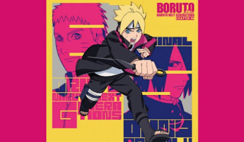 Komik Manga Boruto Chapter 46 Bahasa Indonesia