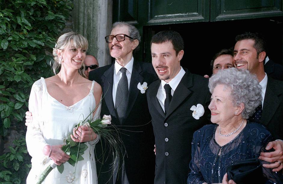 d4401a6b8982 GIAMPIERO INGRASSIA matrimonio del 22 Giugno 1999 con BARBARA COSENTINO.