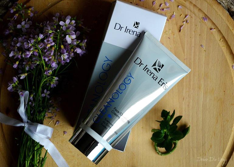 Dr Irena Eris Cleanology Kremowy Żel do oczyszczania twarzy do wszystkich typów skóry