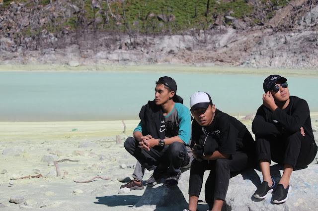 Jadi Baru Kebumen 2018 Tour To Bandung, Best Momen- foto bagus di kawah putih bandung 1