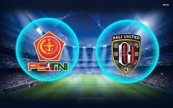 Prediksi PS TNI vs Bali United