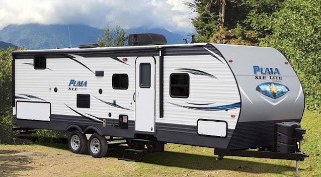 how to get camper ready for road trip camping