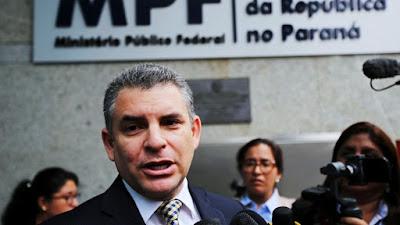 Fiscal Rafael Vela: Odebrecht hizo pagos ilícitos en obra San José de Sisa