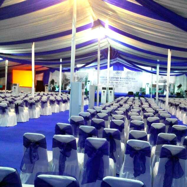 Memilih Tenda  Pernikahan  Yang  Bagus