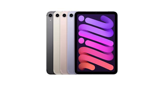 iPad mini 6 รองรับ 5G