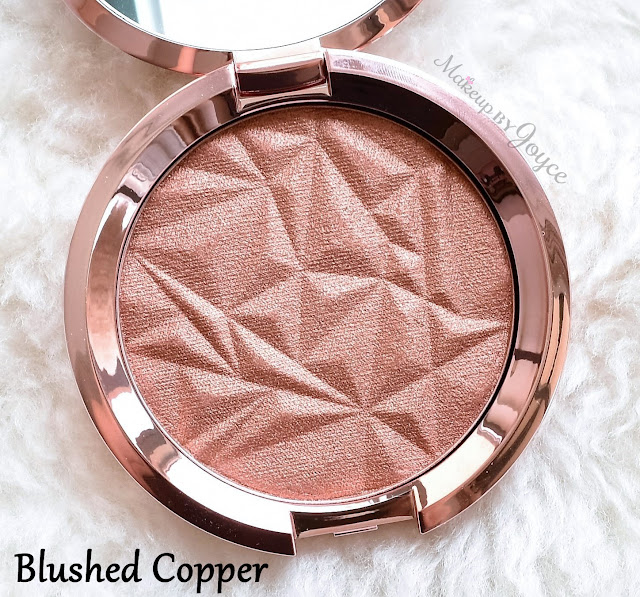 Becca Shimmering Skin Perfector Pressed Powder Highlighter Blushed Copper Review