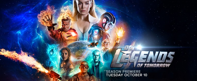 Legends of Tomorrow sezonul 3 episodul 17
