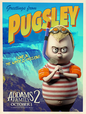 The Addams Family 2 Movie Poster 16
