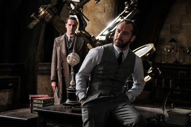 Fantastic Beasts: The Crimes of Grindelwald: Film Review