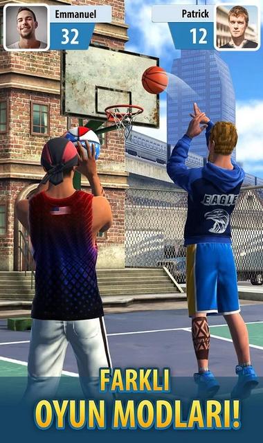 basketball stars hileli apk indir