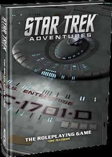 Star Trek Adventures  RPG