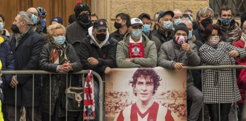 Welcome To Ladun Liadi's Blog: World Cup hero Paolo Rossi's home burgled  during funeral