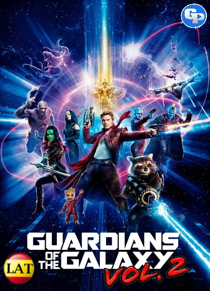Guardianes de la Galaxia Vol. 2 (2017) LATINO