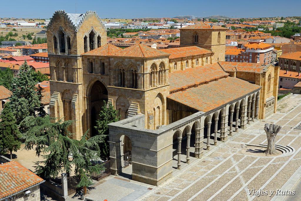 Basílica de San Vicente, Ávila