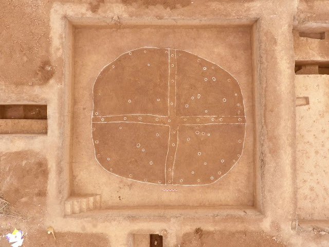 Shang Dynasty 'barn' site discovered in Central China