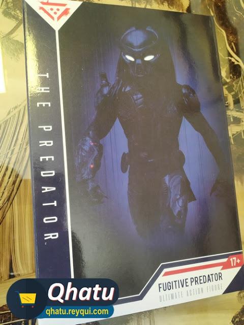 "(Bs. 195) Figura Depredador: ""FUGITIVE PREDATOR Ultimate Action Figure"" (Marca NECA) #QT19"