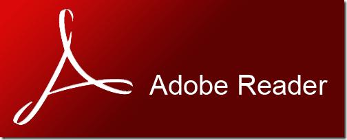 تحميل برنامج Adobe Reader 11.0.19 لقراءة و عرض ملفات PDF