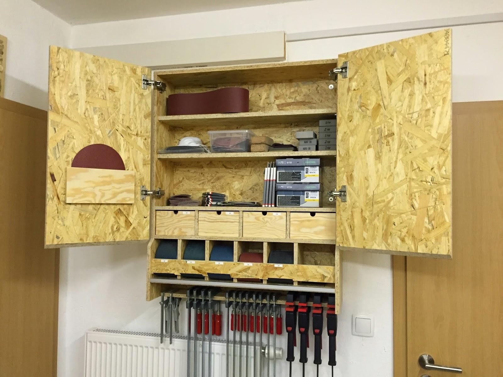 Werkstatt Einrichten Tipps Heimwerker Werkstatt
