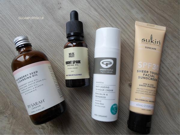Skincare routine - 40+, sensitive, allergic, eczema prone skin