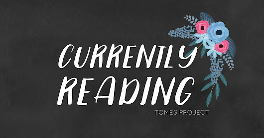 What I'm Currently Reading (+ #TheReadingQuest Update) | August 2017
