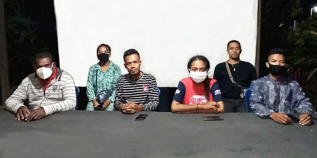 Kutuk Tindakan Ambrocius Nababan, Aliansi Pemuda Merauke Anti Rasisme: Menyakiti Perasaan Bangsa Melanesia