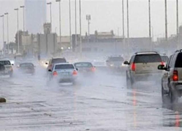مصر تشهد أمطارا غير مسبوقة