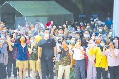 Bebas Korona, Ratusan WNI asal Wuhan di Natuna Akhirnya Pulang