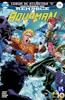 DC Renascimento: Aquaman #23