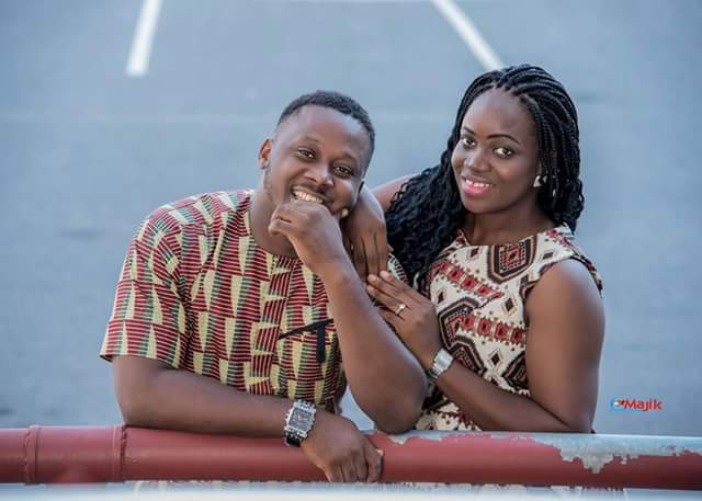 Nigerian couple set to wed this month share their photo from 2006