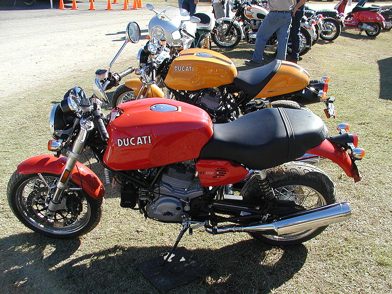 Ducati Workshop Manuals Resource  Ducati Sportclassic Gt1000 2009 Owner Manual