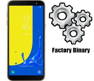Samsung Galaxy J6 SM-J600GT Combination Firmware