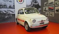 Fiat Abarth 595, 1970