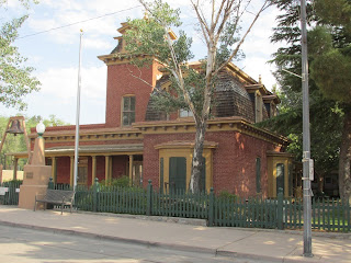 "silver city nm museum"" width=""320"" /></a></td></tr> <tr><td class=""tr-caption"" style=""text-align: center;"">Silver City Museum</td></tr> </tbody></table> <b>Silver City Arts and Cultural District</b><br /> <br /> The historic district of downtown Silver City New Mexico features<b> artist studios and galleries</b>.Author <b>John Villani</b><span style=""color: #006633;""><span style=""font-size: x-small;""> <span style=""color: black;""><span style=""font-size: small;"">named the <b>Silver City Arts and Cultural District</b> one of the </span></span><b><span style=""color: black;""><span style=""font-size: small;"">""100 best art towns in America"".</span></span></b><span style=""color: black;""><span style=""font-size: small;""> </span></span></span></span><span style=""font-size: small;""><span style=""font-family:"