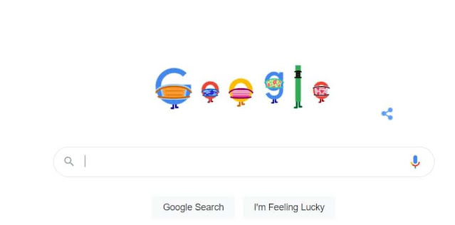 google doodle covid-19 prevention