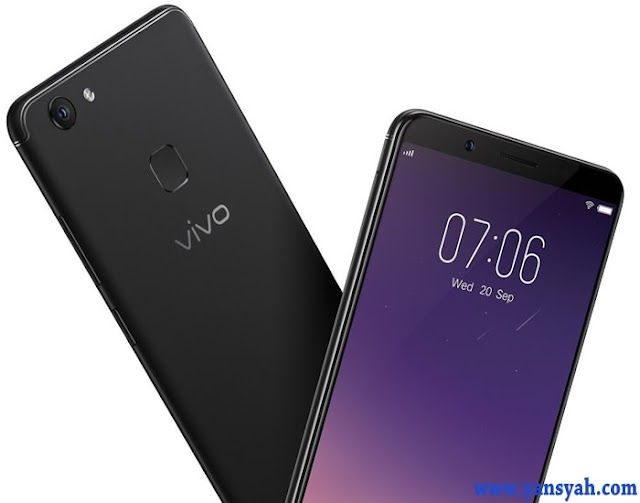 Spesifikasi Vivo V7+ Kamera Depan 24 MP Harga 4 Jutaan