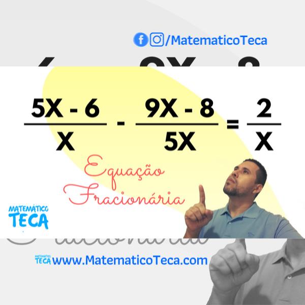 Equação Fracionária