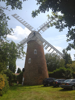 Windmill Appreciation - A Day Out With My Dad