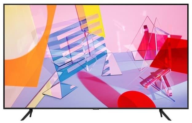 Samsung QE55Q60TAUXXH: Smart TV 4K con tecnología QLED, asistentes de voz y HDR integrado