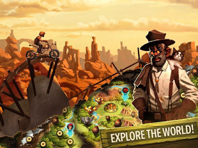 Review Game Trials Frontier