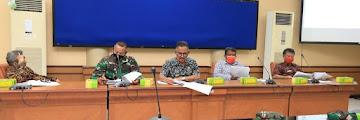 Rapat Koordinasi Upacara Peringatan HUT Republik Indonesia Ke-75