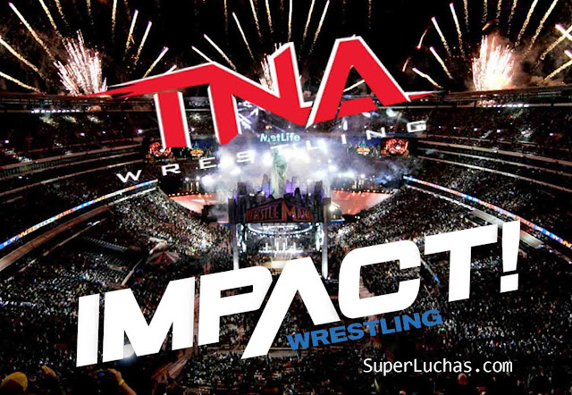 IMPACT WRESTLING - Todos los anteriores campeones de cada cinturón de la empresa que empezó como TNA