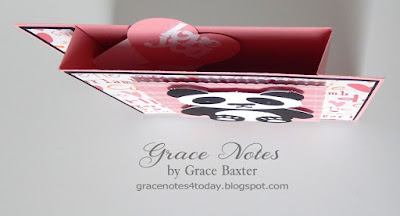 wiper action card, top view, by Grace Baxter