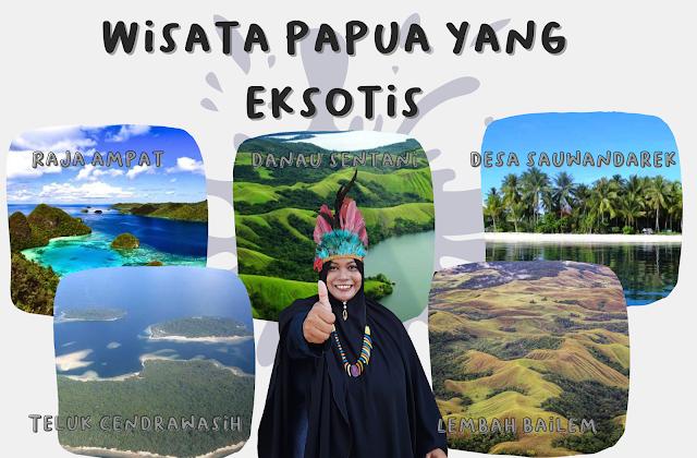 wisata papua